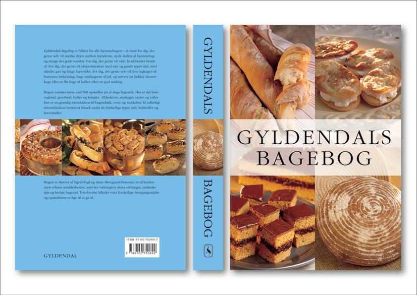 Gyldendals Bagebog lavet for Gyldendal Fakta. Omslagsdesign af Nanna Berentzen Østergaard.